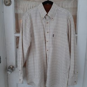 Barbour Mens The Country Shirt Sz M